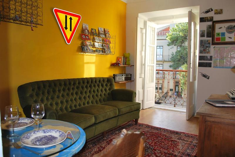 Amazing Flat with Postcard view - Image 1 - Lisbon - rentals
