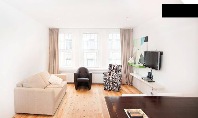 DOUBLE Central & Bright Apartment / Canal district - Image 1 - Amsterdam - rentals