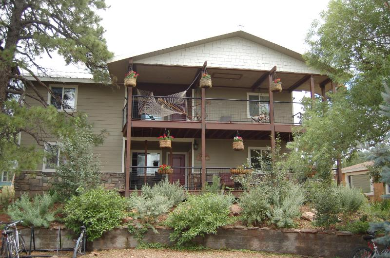 Imagine your family or group enjoying a summer getaway here! - 8 bed/8 bath Family Reunion or Retreat Home - Flagstaff - rentals