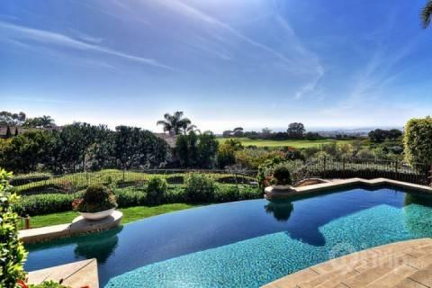 5,0000 sq. ft. Pelican Hill Estate with Stunning Ocean and Golf Course Views (3736608) - Image 1 - Newport Beach - rentals