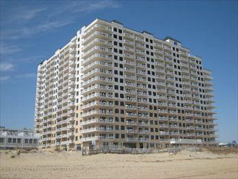 Exterior - Gateway Grand 1108 121321 - Ocean City - rentals