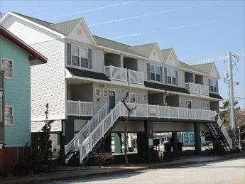 Exterior - Nowalk to Beach B 121544 - Ocean City - rentals