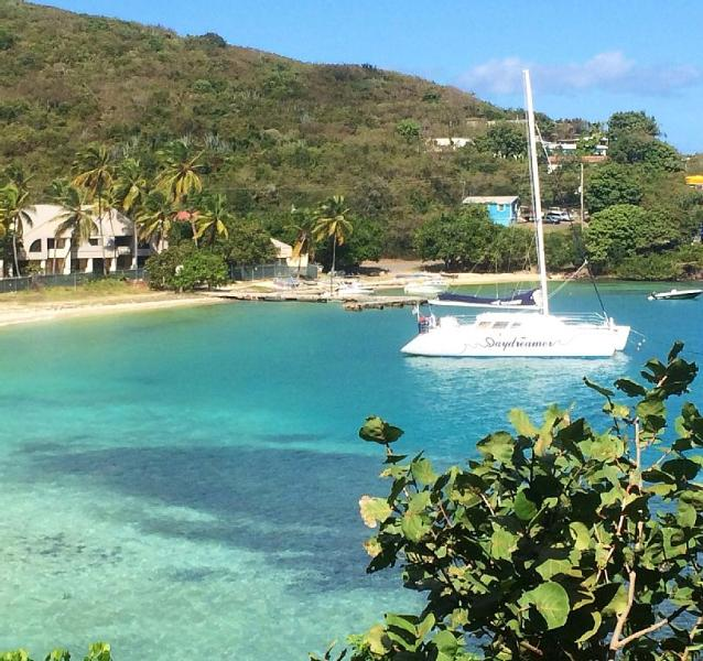 Amazing View From Our Balcony - Waterfront Escape: Paradise at a Great Price! - Saint Thomas - rentals