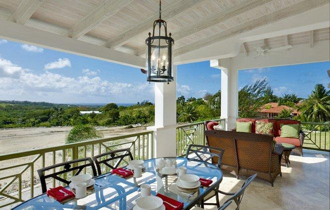 **4 Bedroom Villa with Private Pool & Golf Views** - Image 1 - Saint James - rentals