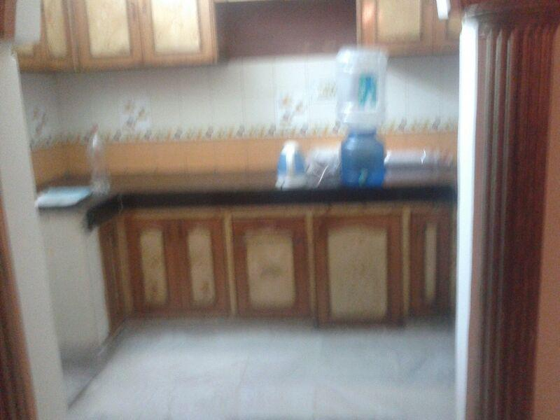 Fully Equpped Modular Kitchen - Fully Furnished 3 Bedroom Vacation Rental at Affordable Price - New Delhi - rentals