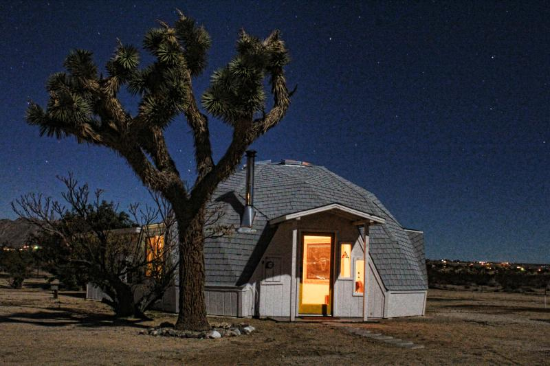 Dome in the Desert - Image 1 - Joshua Tree - rentals