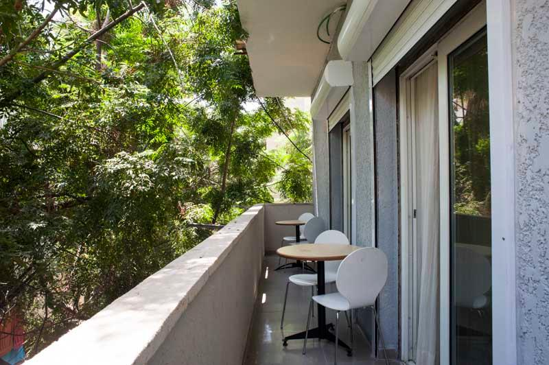 Amazing 1br apartment with balcony hayarkon St. - Image 1 - Tel Aviv - rentals