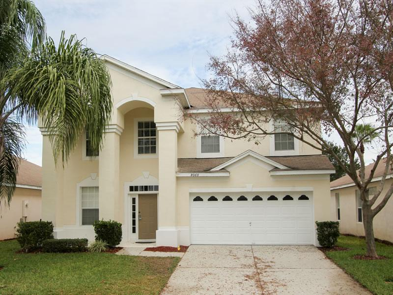 6 bedroom villa at the tranquil Windsor Palms - Image 1 - Kissimmee - rentals