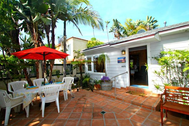 Ocean Palms Tropical Retreat - Image 1 - San Diego - rentals