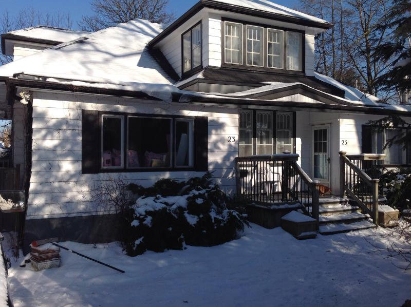 Front - Historic Old Port Credit House/Cottage - Mississauga - rentals