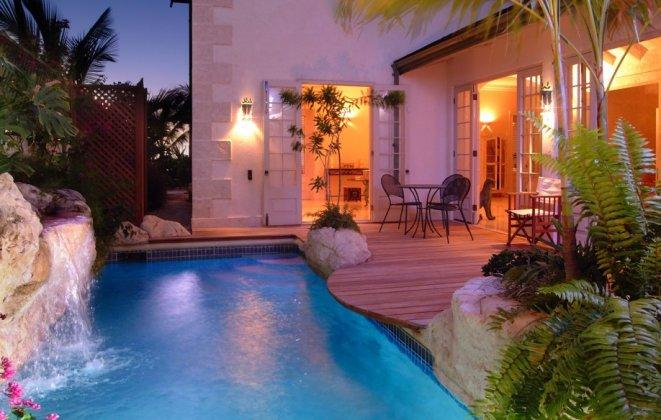 **Magnificent 6 Bedroom Home with Infinity Pool!** - Image 1 - Sugar Hill - rentals