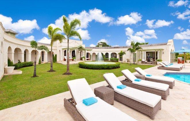 Luxury 4 Bedroom Villa with Private Pool & Ocean! - Image 1 - Weston - rentals