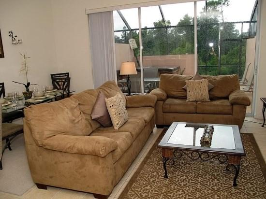 2 Story 3 Bedroom 3 Bath Town House with hot tub. - Image 1 - Orlando - rentals