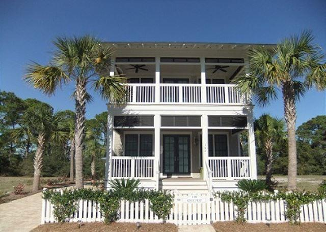 Exterior View - Knee Deep, Amazing, tasteful décor. - Carillon Beach - rentals