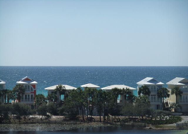 Largest market street condo, short stroll to the beach. - Image 1 - Carillon Beach - rentals