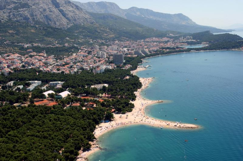 Panorama - Apartment Seaview A4+2 Gojak Milenka 100m sea WIFI - Makarska - rentals