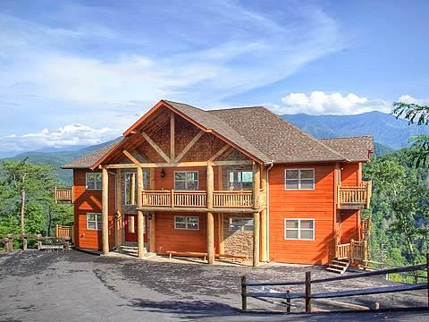 Majestic Overlook - Image 1 - Gatlinburg - rentals