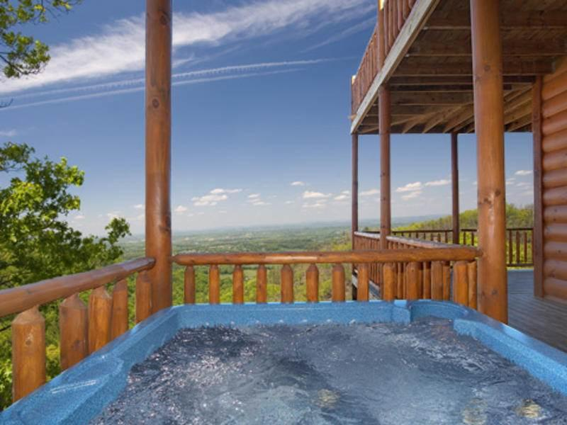 Above Pigeon Forge II - Image 1 - Pigeon Forge - rentals