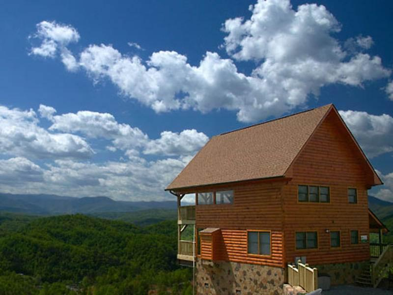 Amidst The Beauty - Image 1 - Pigeon Forge - rentals