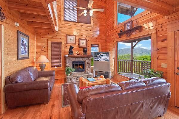 Appalachian Hideaway - Image 1 - Pigeon Forge - rentals