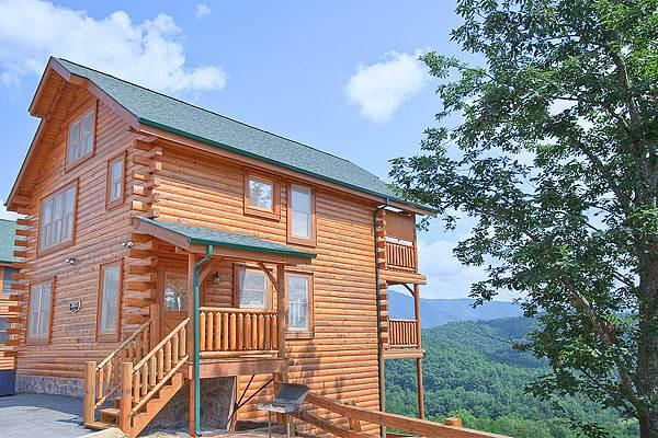 Appalachian Villas 2822 - Image 1 - Pigeon Forge - rentals