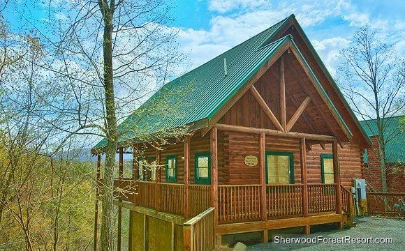 Beary Cozy - Image 1 - Pigeon Forge - rentals