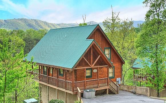 Chalet Of Dreams - Image 1 - Pigeon Forge - rentals