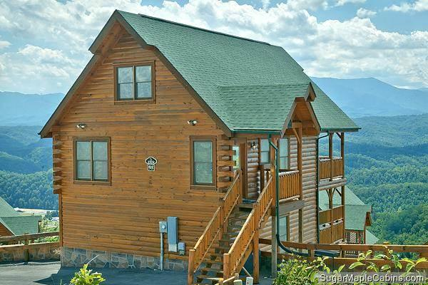 Counting Stars - Image 1 - Pigeon Forge - rentals
