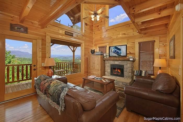 Kiss The Clouds - Image 1 - Pigeon Forge - rentals