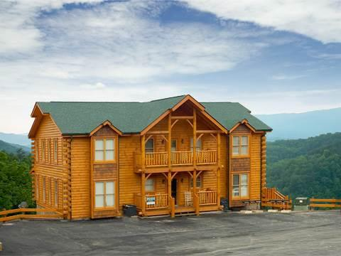 Moonlight Lodge - Image 1 - Pigeon Forge - rentals