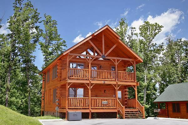 Rustic Retreat - Image 1 - Pigeon Forge - rentals