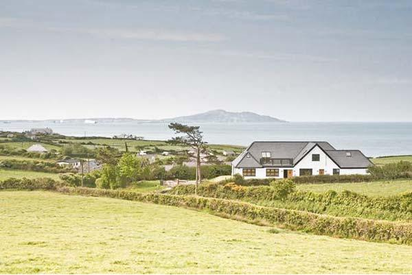 BWTHYN AWEL, pet friendly, luxury holiday cottage, with a garden in Church Bay, Ref 913963 - Image 1 - Church Bay - rentals