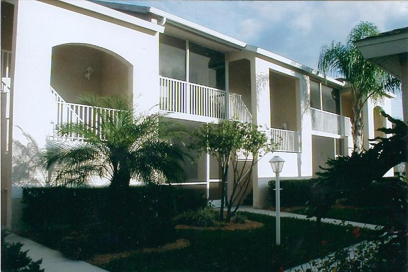 Exterior - Sarasota Florida Rental on Heritage Oaks Golf Course - Sarasota - rentals