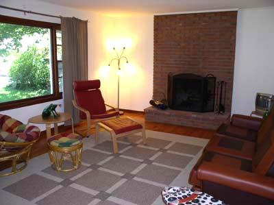 LR with WBPF - A Great Country Home, Great Loc/Amens, Pets OK - Sarah Ann - rentals