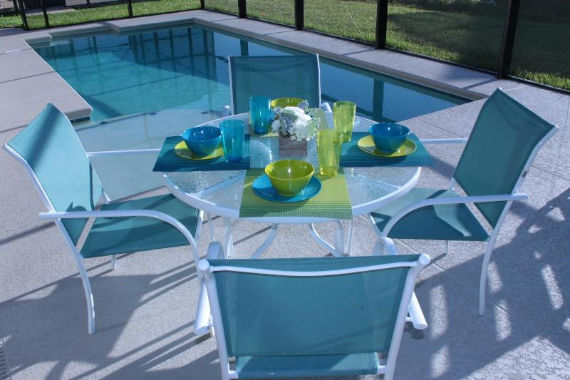 Picture yourself sitting here! - Luxury Home, Yet Minutes to Everything? Really!!!! - Kissimmee - rentals