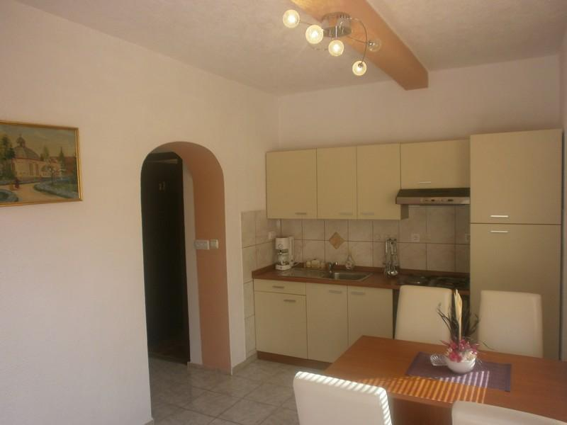 Kitchen - Apartments Hajl - A 4+1 - Krk - rentals