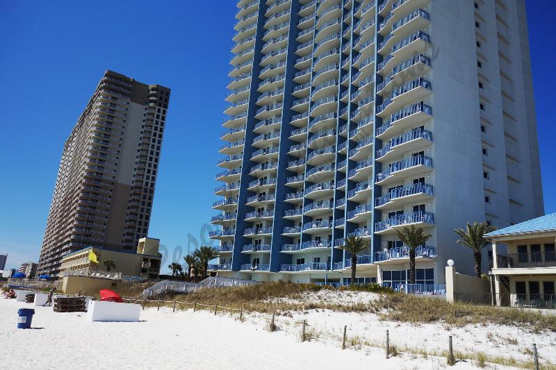 WELCOME TO STERLING BREEZE - Stunning Gulf Front Condo At Sterling Breeze - Panama City Beach - rentals
