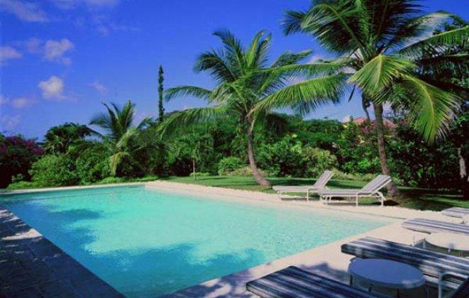 Tropical 4 Bedroom Home with Private Pool & Garden - Image 1 - Holetown - rentals