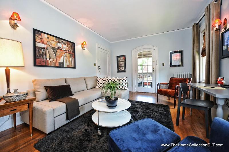 Comfortable stay in eclectic Elizabeth! - Image 1 - Charlotte - rentals
