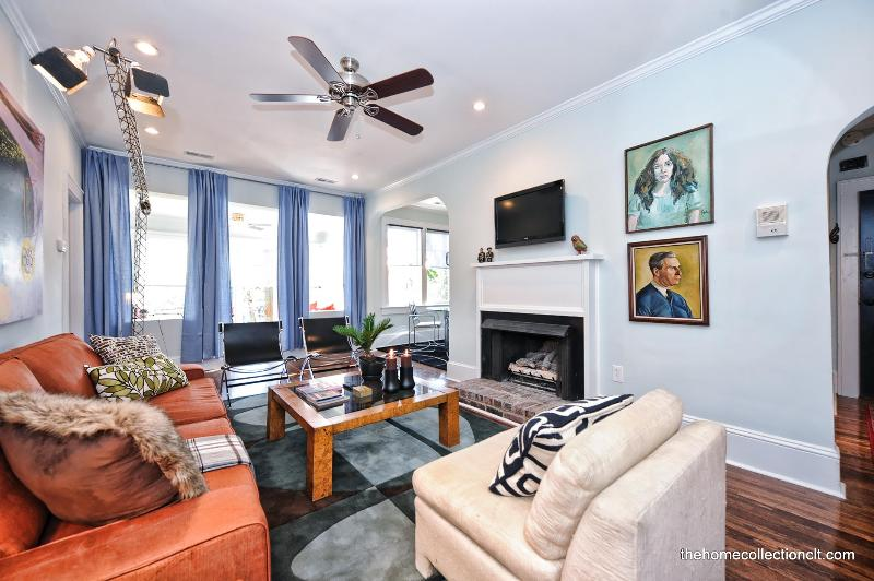 Stunning Myers Park Furnished Apartment - Image 1 - Charlotte - rentals
