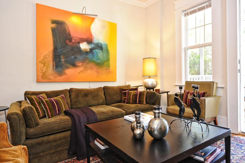 Comfortable Apartment in Walkable Dilworth - Image 1 - Charlotte - rentals