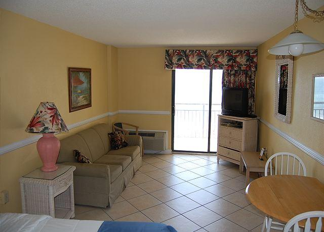 Bluewater 305-Executive Suite with Ocean Views!! - Image 1 - Myrtle Beach - rentals
