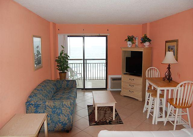 Bluewater 405-1Bedroom unit with a fantastic view - Image 1 - Myrtle Beach - rentals