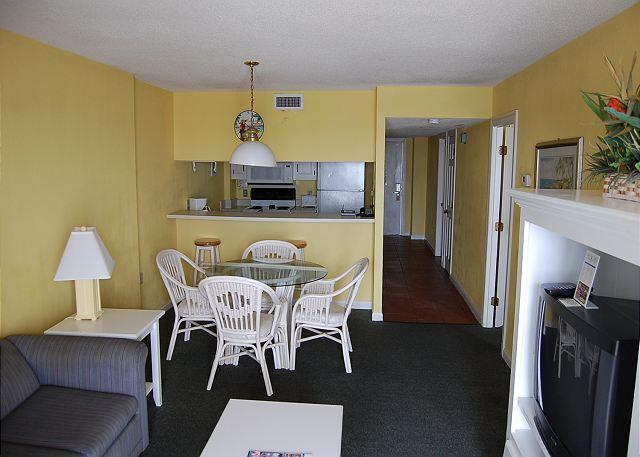 Bluewater 503-2 Bedroom Ocean Front unit with a fantastic view - Image 1 - Myrtle Beach - rentals