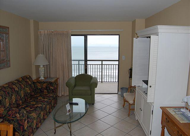 Bluewater 704-2 Bedroom Ocean Front unit with a great view - Image 1 - Myrtle Beach - rentals