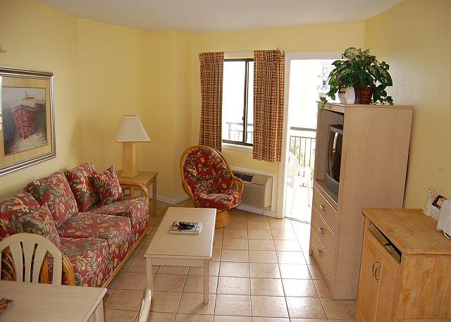 Bluewater 816-1 Bdrm Angle view unit with a fantastic view - Image 1 - Myrtle Beach - rentals