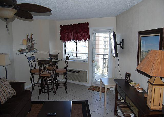 Bluewater 916-Upgraded 1 Bdrm Angle Ocean view unit with a fantastic view - Image 1 - Myrtle Beach - rentals
