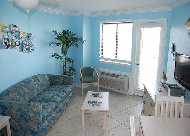 Bluewater 1105-1 Bedroom  Angle view upgraded unit with a fantastic view - Image 1 - Myrtle Beach - rentals