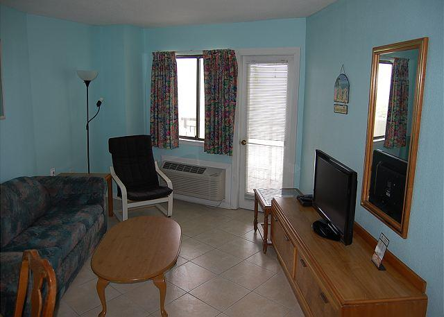 Bluewater 1309-1 Bedroom  Angle OV unit with a great view - Image 1 - Myrtle Beach - rentals
