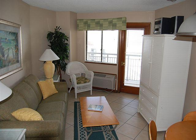 Bluewater 1402-1 Bedroom  Angle Ocean View unit with a fantastic view - Image 1 - Myrtle Beach - rentals